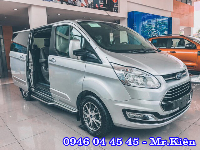 Ford Tourneo Trend 2019