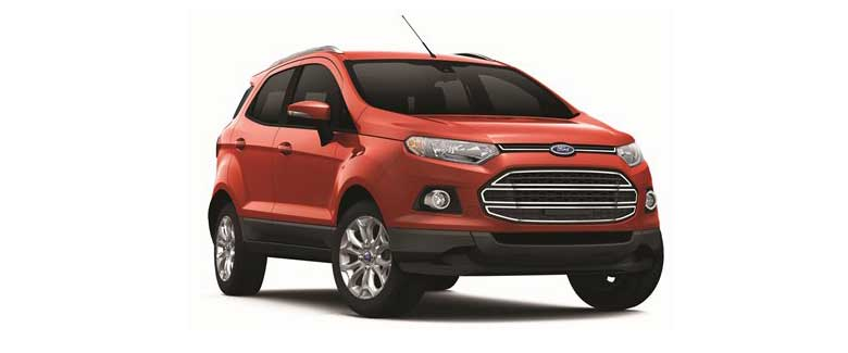 Ford EcoSport 2018 Titanium AT 1.5