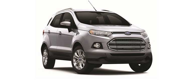 Ford EcoSport 2018 Trend AT 1.5