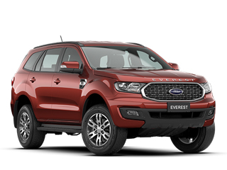 Everest Trend 2.2L AT 4×2