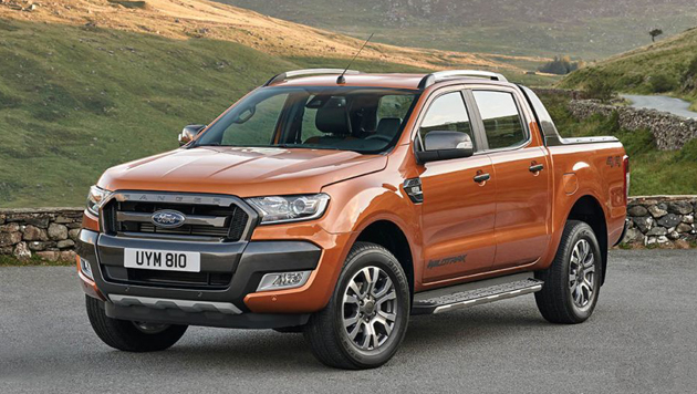 Ranger Wildtrak 2.2L – 4×2 AT